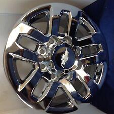 "Chevy Silverado 2500 3500 SRW 18"" Alloy Wheels Rim 2011-2016 (x1) NEW TAKE OFFS"