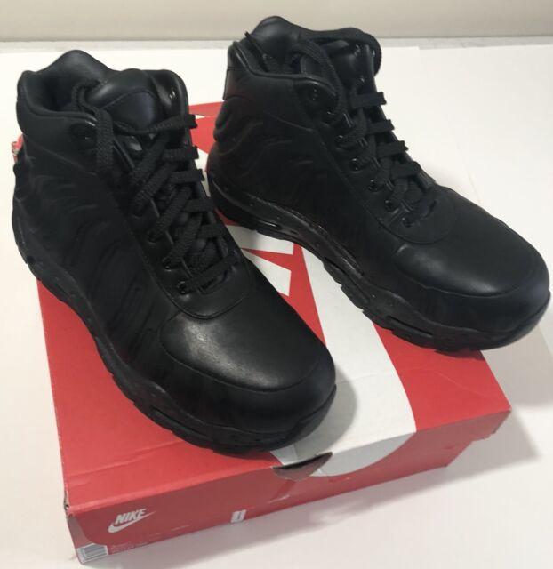 huge discount 2b7ce db5f2 ... australia nike air max foamdome acg foamposite boots black size 9 14011  d0875