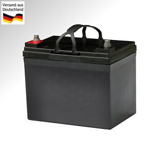 AGM-Batterie-passend-fuer-FREERIDER-FR-510-DES2B-Ersatz-Akku-12V-35Ah
