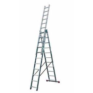 Krause-010421-CORDA-VielzweckLeiter-3x11-Sprossen-Stehleiter-Anlegeleiter-Leiter