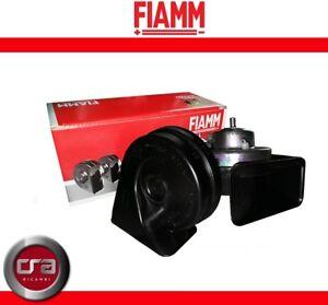 Trombe-clacson-auto-moto-camion-12V-PIU-POTENZA-Con-rele-e-staffe-Fiamm-AM80S-X
