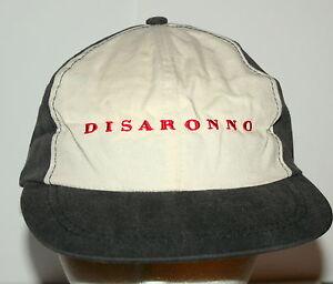 Vintage-Promo-Disaronno-Liquor-Ad-Bartender-Baseball-Cap-Hat-New-OSFM-Womens
