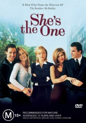1 of 1 - She's The One - NEW+SEALED DVD movie - fast free post