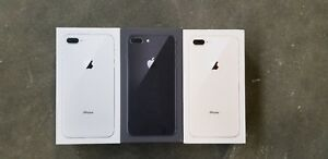 the latest c6b11 57816 Details about iPhone 8 8+ Plus Box Original Apple Retail Box Only Without  Accessories No Phone