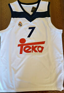 d32e99f3f608 Image is loading Luka-Doncic-Real-Madrid-Euro-League-Basketball-Jersey-