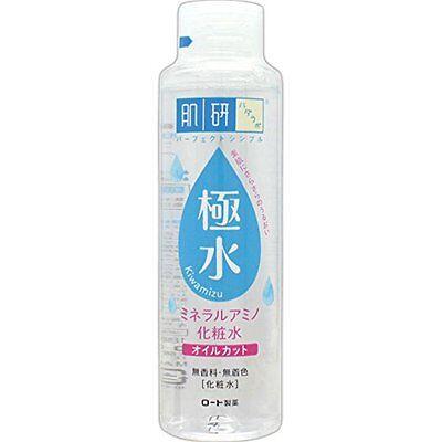 Rohto Hadalabo Kiwamizu Mineral Amino Lotion oil free non-greasy type 180ml