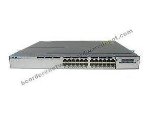 Cisco-WS-C3750X-24P-L-24-Port-PoE-Gigabit-3750X-Switch-w-AC-1-Year-Warranty
