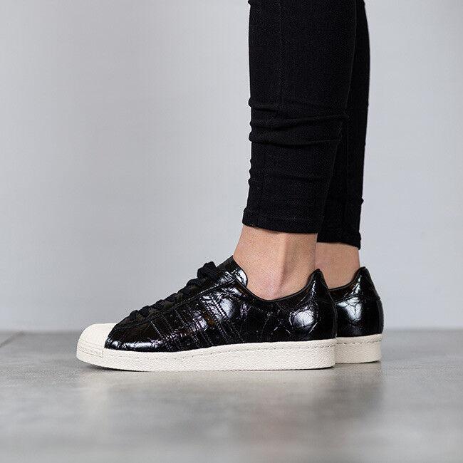 Adidas Originals Superstar New Women's Fashion Casual Walcking Shoes BB2055 blac Seasonal clearance sale