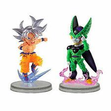 Dragon Ball Super UG Dragon Ball 10 set of 2 Goku Cell Capsule Toy Gacha Bandai