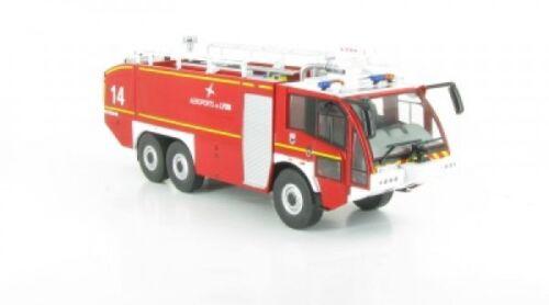 1//43 Ixo Sentinel s3x FLF Aeroporto Autopompa Vigili del Fuoco pompiers 50