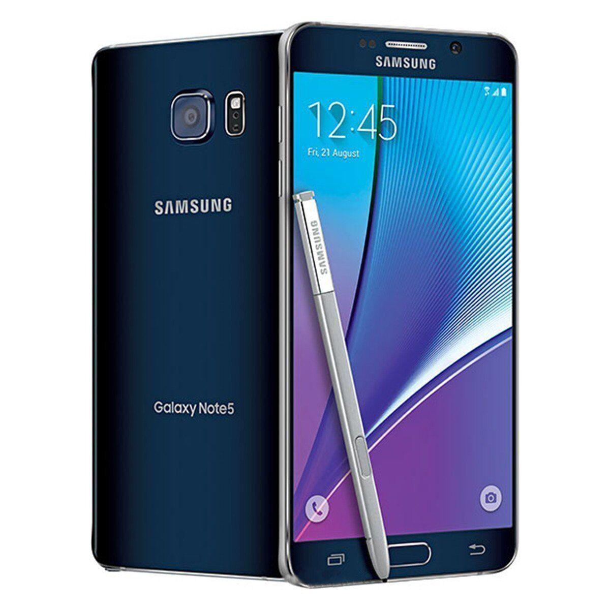 Samsung Galaxy Note 5 Unlocked SM-N920V Verizon, AT&T T-Mobile 64GB - Black N920 1