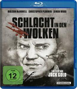Schlacht in den Wolken [Blu-ray/NEU/OVP] Kriegsfilm, in dem Malcolm McDowell ein