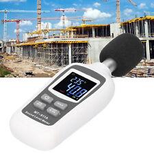 Mt 911a Digital Sound Level Meter 35 135db Noise Measurement Noise Decibel Test