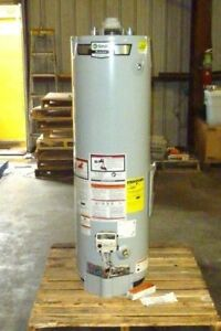 Ao Smith Proline Commercial Grade Water Heater Natural Gas