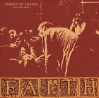 Subject to Change [Subject to Change Plus First Demo] * by The Faith (Vinyl, Sep-2011, Dischord Records)
