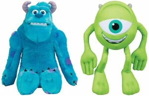 Disney pixar monsters university my scare pal talking plush sulley image is loading disney pixar monsters university my scare pal talking voltagebd Image collections
