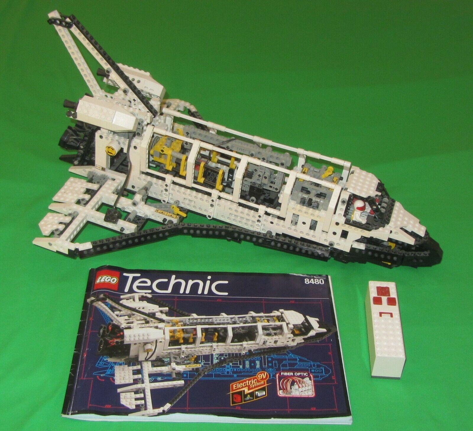 LEGO Technic Space Shuttle (8480) von 1996