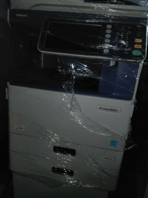 toshiba studio 2050c copier and printer