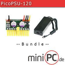 picoPSU-120 DC/DC (120 Watt) + AC/DC 120W Adapter