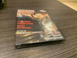 AGACHATE-MALDITO-DVD-JAMES-COBURN-ROD-STEIGER-SERGIO-LEONE-PRECINTADA-SEALED
