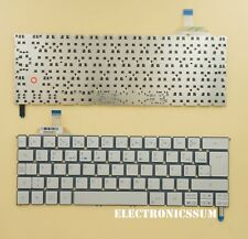 NEW For ACER Aspire S7-391 Keyboard Spanish Teclado Backlit Silver