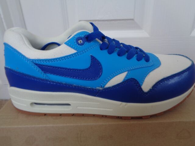 9d47bef19256f Nike Air Max 1 One Vntg Vintage Classic Sneaker Running Shoes 555284 ...