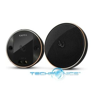 "INFINITY KAPPA 20MX 130W RMS 2"" KAPPA SERIES MIDRANGE COMPONENT CAR SPEAKERS"