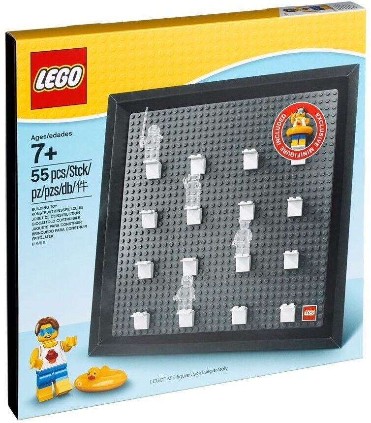 LEGO Exclusive - 5005359 MINIcifra Collector  Frame quadro personaggi-NUOVO & OVP  vendite calde
