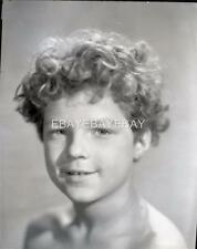 JOHNNY SHEFFIELD TARZAN ADVENTURE NEW YORK 1942 Original NEGATIVE 656K