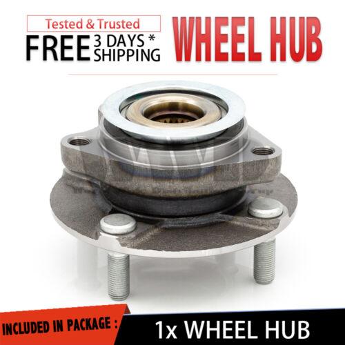 513308 Front Wheel Hub Bearing Assembly For Nissan 2007-14 Tiida 07-11 Versa