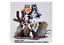 thumbnail 1 - New TAMASHII PREMIER Futari wa Pretty Cure CUREBLACK & CUREWHITE PVC Figure