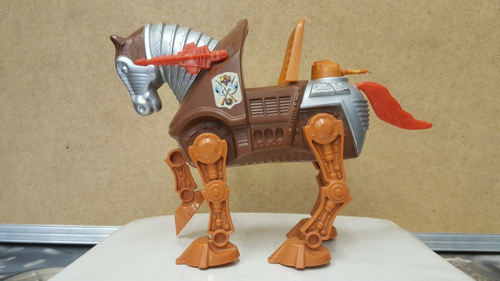 Vintage He-Man Masters of the Universe Strider War Horse action figure