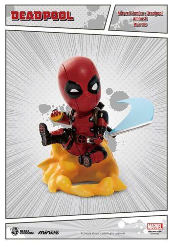 Marvel Comics Mini Egg Attack Figure Deadpool Ambush 9 cm Figures