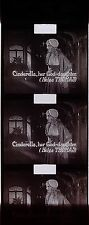 'Cinderella' 9.5mm B&W Silent Cine Film COMPLETE on 2 Reels