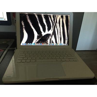 Apple MacBook A1342 33,8 cm (13,3 Zoll) Laptop - MC207D/A (Oktober, 2009) in OVP