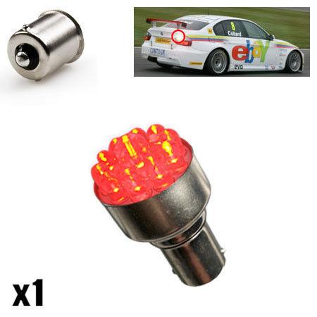 1x Ford Focus MK2 2.5 382 P21W 11-DEL commerce BROUILLARD ARRIÈRE AMPOULE mise à niveau de lumière rouge nouveau