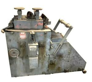 Rowe Machinery A10-C2000 Steel Coil Cradle 2000 Pound Capacity
