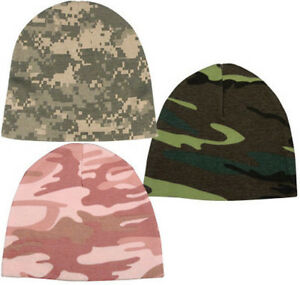 Blank beanies and knit hats are an excellent way to both keep warm and look good. Nothing beats the comfort of a beanie as they always have a great fit that is relaxed and snug at the same time. Wholesale beanies and knit hats from Blank Caps come in different styles and colors including camo beanies, pom pom beanies, skullies, and more.