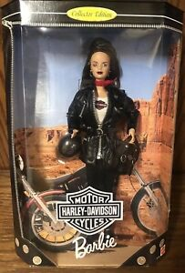 Harley-Davidson-MotorCycle-Collectable-Barbie