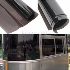20 x 20'' 20% Black Privacy Protection Mirror Solar Reflective Window Tint Film