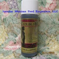 Shampoo Aceite De Oso Capilar 250 Ml 8 Oz