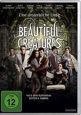 DVD *  BEAUTIFUL CREATURES - EINE UNSTERBLICHE LIEBE - Jeremy Irons  # NEU OVP $