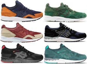Détails sur Chaussures Asics Gel Lyte V 5 100% Leather HL7B3 Onitsuka tiger Limited Homme