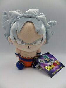 Plush Dragon Ball Super Goku Ultra Instinct 16 CM Toei Dbs Series 2 Collector