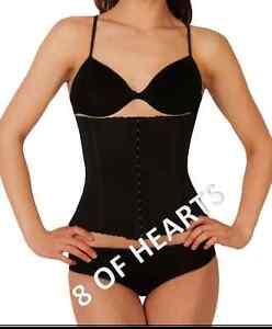 Waist-Tummy-Girdle-Belt-Body-Shaper-Cincher-Firm-Underbust-Control-Corset