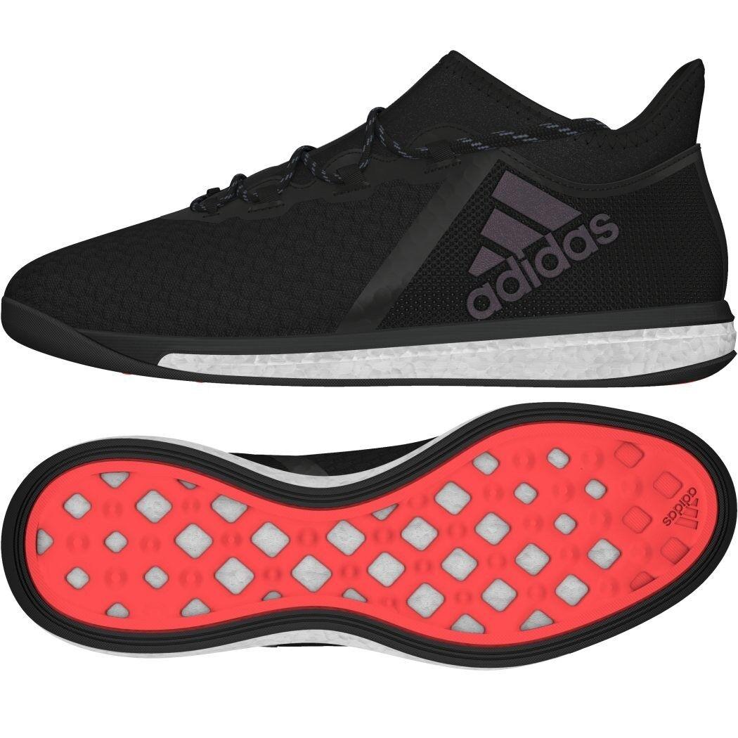 Adidas x 16.1 Techfit Boost Street Reusch Techfitsocke sautope da ginnastica Nero BB3801