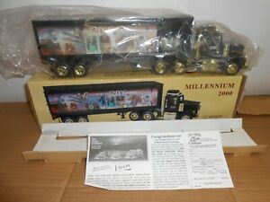 toy truck taylor millennium 2000 limited edition 1008 made 1/32 scale c 1997