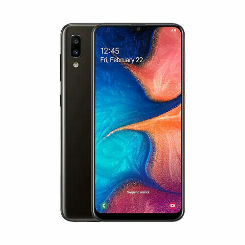 Samsung Galaxy A20 Unlocked 32gb Great Phone For Sale Online Ebay