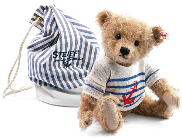 Will Teddy Bear by Steiff - EAN 035807