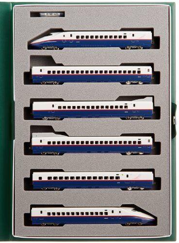Kato N Scale 10-377 E2 Series Shinkansen Asami básico (6-Car)